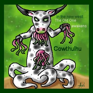 Cowthulhu Oekaki