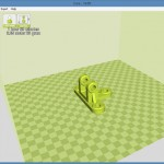 Cura With Fork Bearing