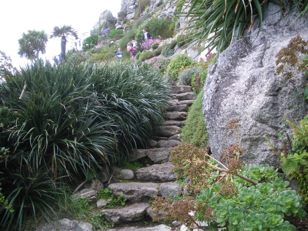 Gardens on St. Michael's Mount