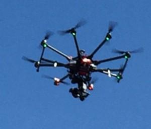 Waldo Drone Zoom